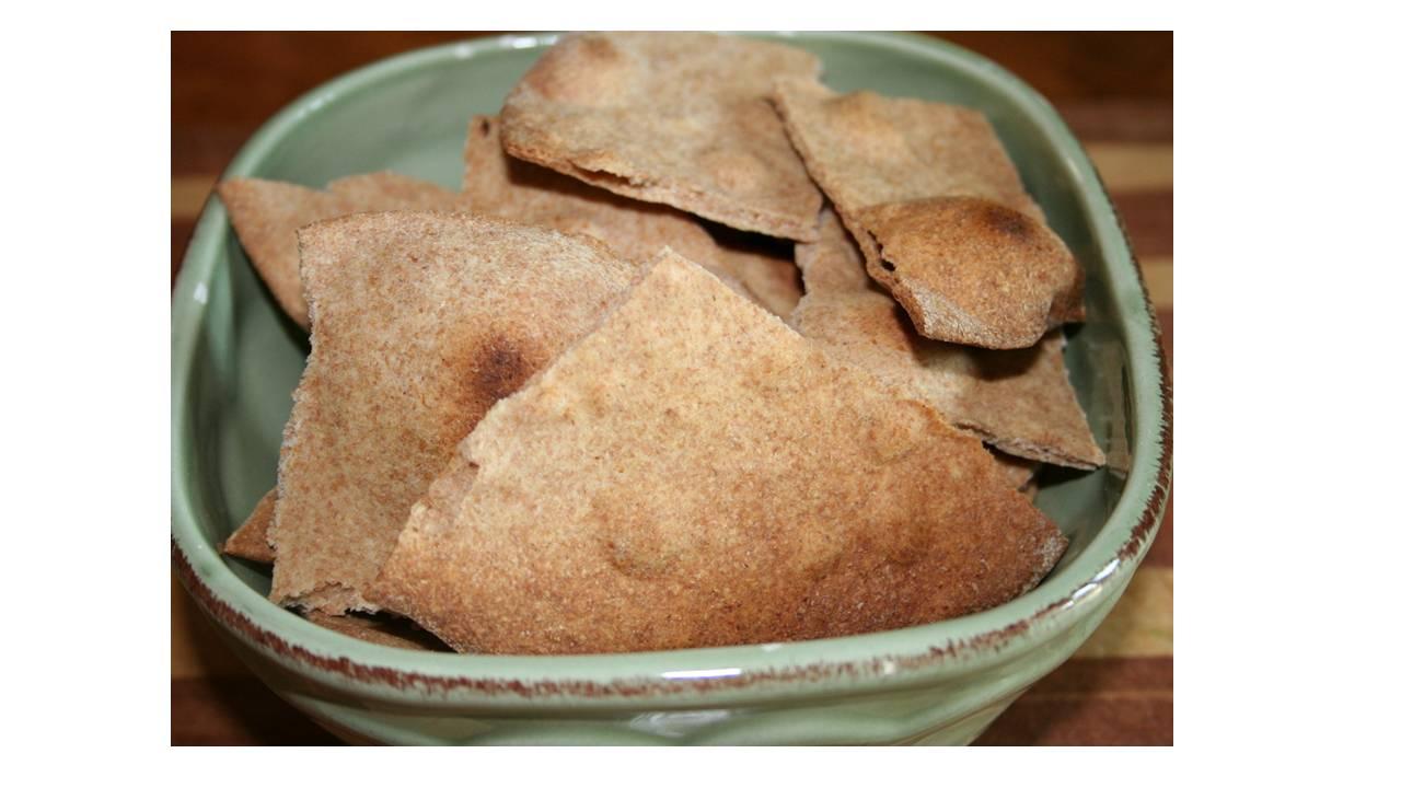 Mini Seasoned Flatbread