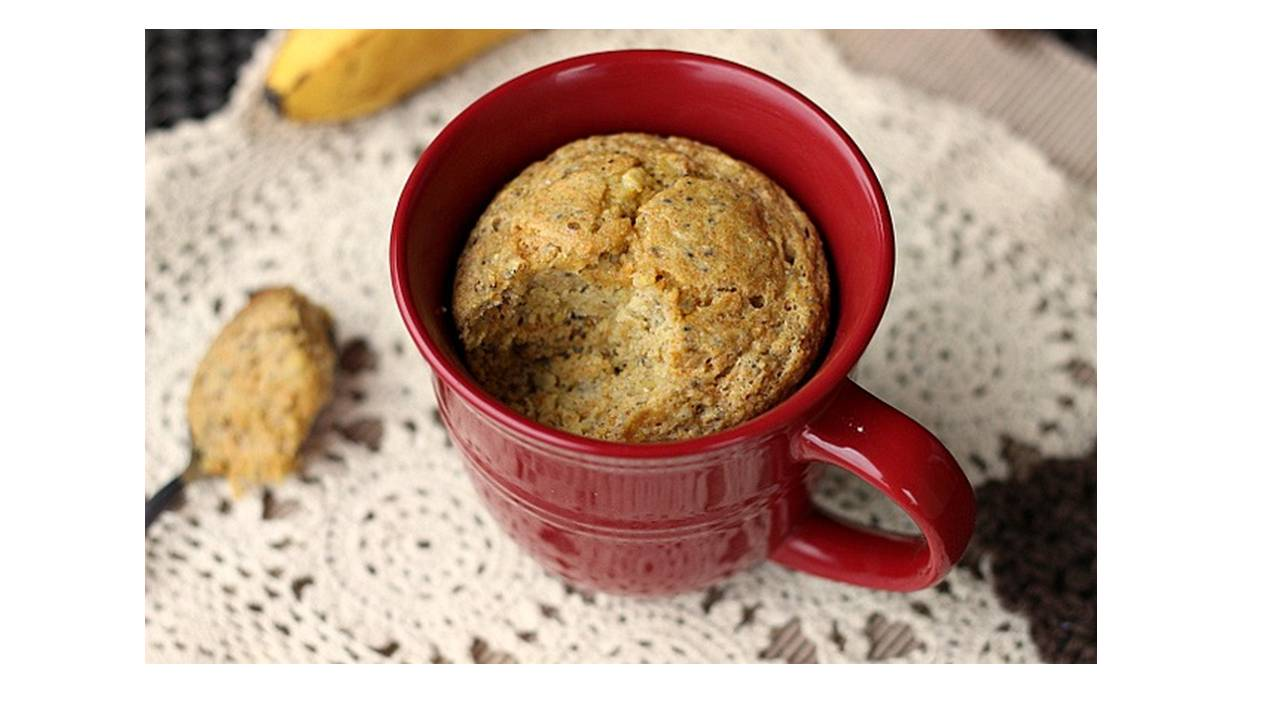 Spicy Oatmeal Muffin