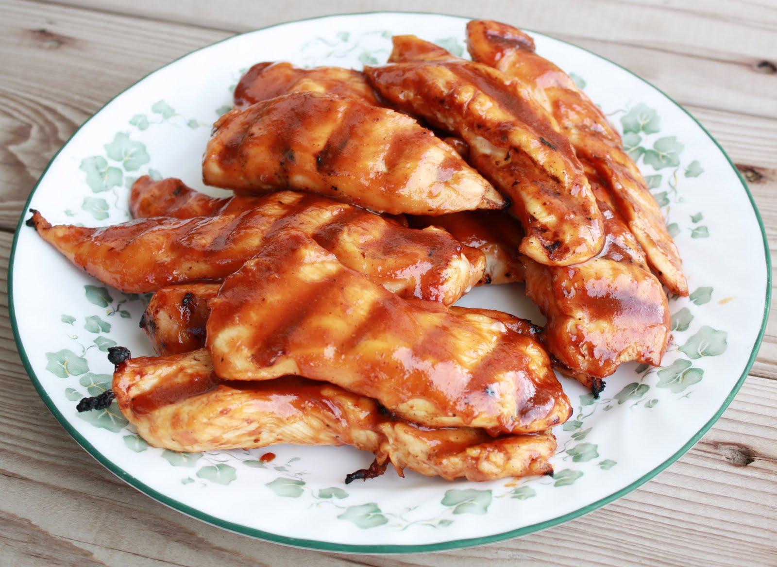 Ideal BBQ Chicken
