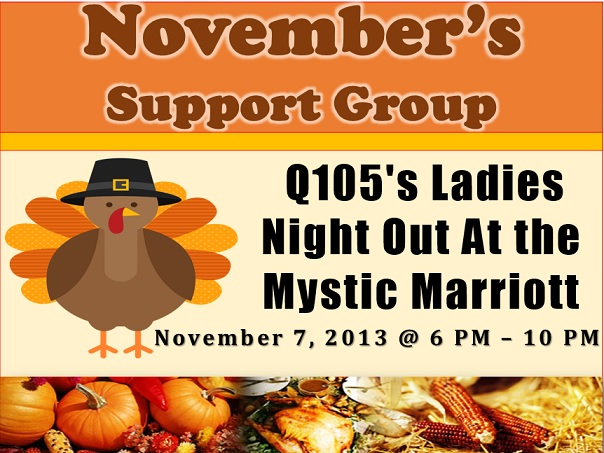 Support Group: Ladies' Night Out!