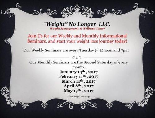 Informational Seminars