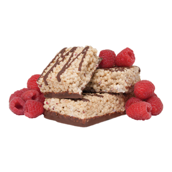 New Product:Ideal Complete Chocolate Raspberry Crispy Square
