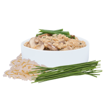 New Product: Mushroom & Parmesan Couscous Risotto
