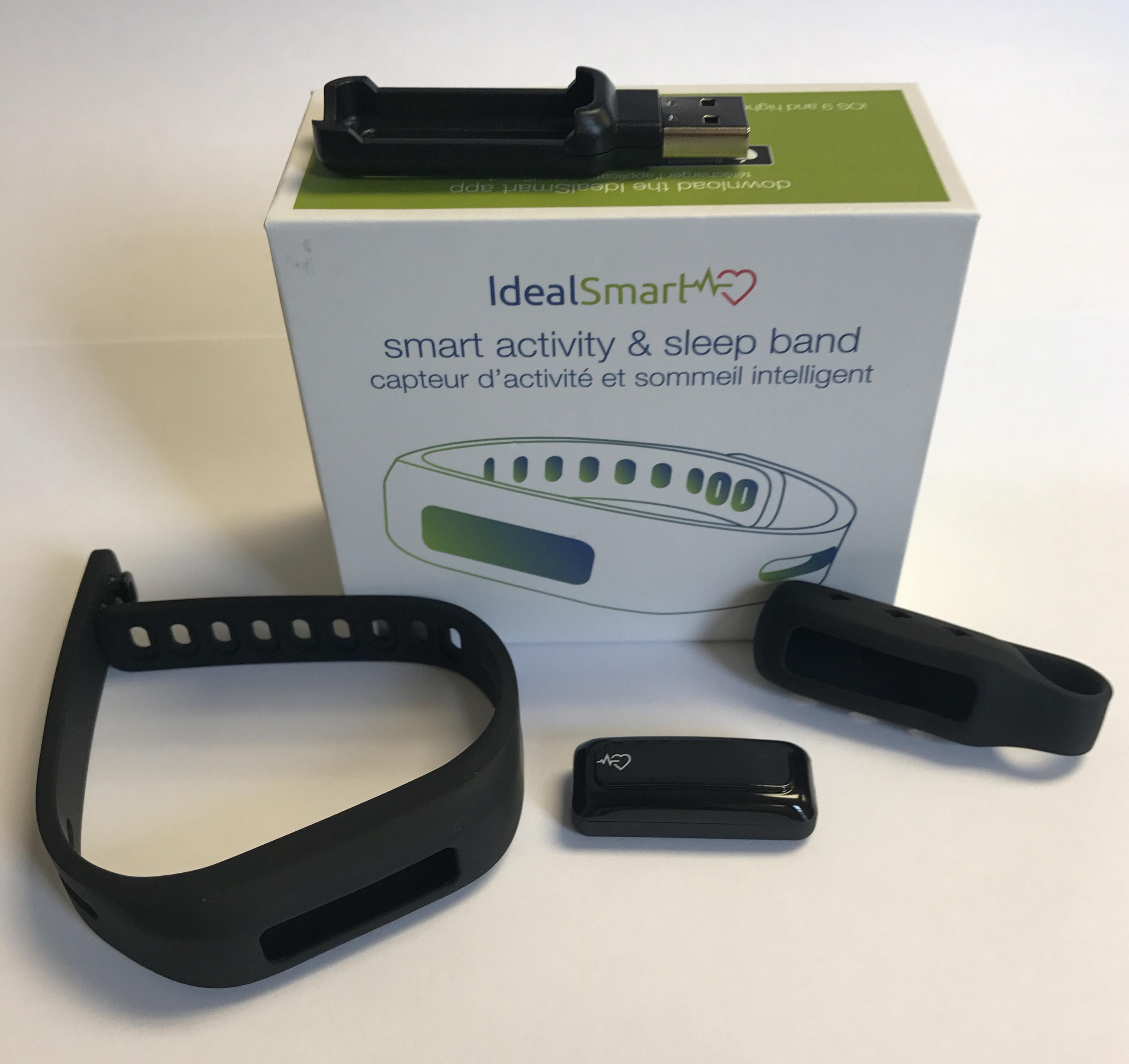 Ideal Smart Activity & Sleep Band